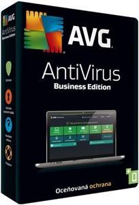 Obrázek AVG Anti-Virus Business Edition, licence pro nového uživatele, počet licencí 15, platnost 3 roky