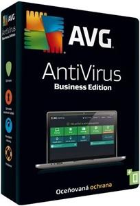 Obrázek AVG Anti-Virus Business Edition, licence pro nového uživatele, počet licencí 50, platnost 3 roky