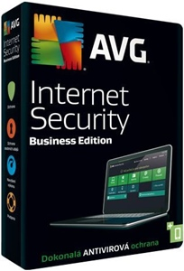 Obrázek AVG Internet Security Business Edition, obnovení licence, počet licencí 25, platnost 1 rok