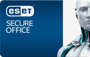 Obrázek ESET Secure Office, obnovení licence, počet licencí 25, platnost 2 roky