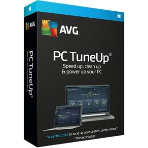 Obrázek AVG PC Tuneup, obnovení licence, počet licencí 10, platnost 2 roky