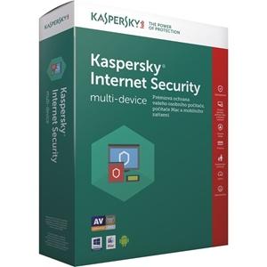 Obrázek Kaspersky Internet Security 2021 Multi-Device, licence pro nového uživatele, počet licencí 2, platnost 1 rok