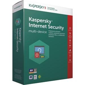 Obrázek Kaspersky Internet Security 2021 Multi-Device, obnovení licence, počet licencí 4, platnost 1 rok