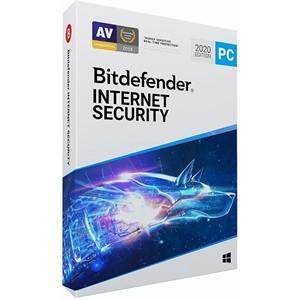 Obrázek Bitdefender Internet Security 2021, licence pro nového uživatele, platnost 3 roky, počet licencí 10