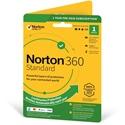 Obrázek Norton 360 Standard; obnovení licence; počet zařízení 1; platnost 1 rok